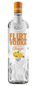 Flirt Vodka ORANGE