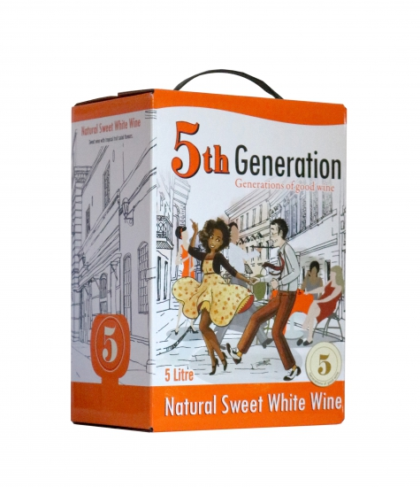 5th Generation Sweet White