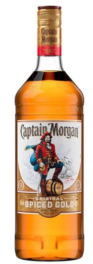 Capt. Morgan Spiced G