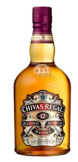 Chivas Regal 12YO -