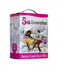 5th Generation Sweet Rose