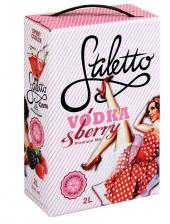 Stiletto Vodka & Berry 2lt